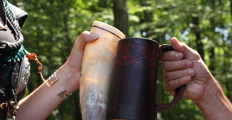 Ren Faire toast