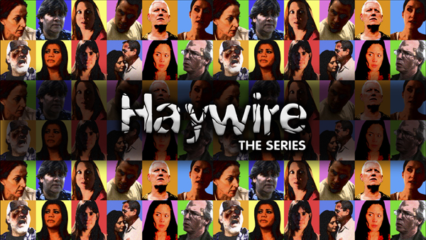 Haywire Collage